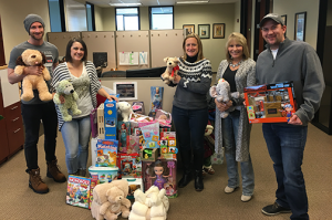 Toys for Tots | blueStone Staffing